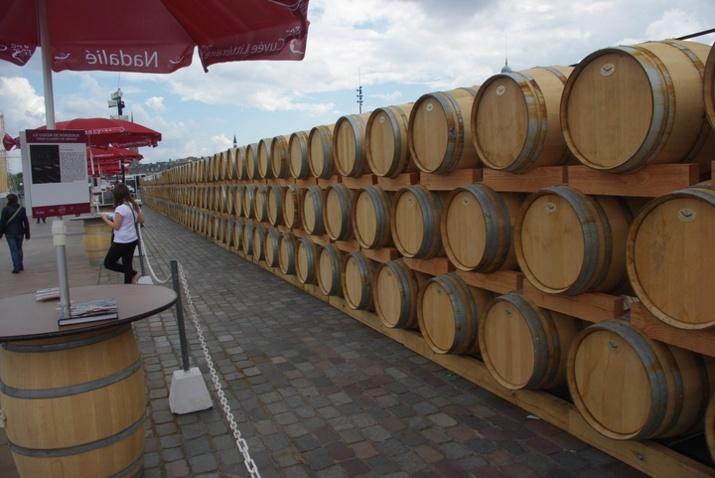 En passant par Bordeaux Fête le vin