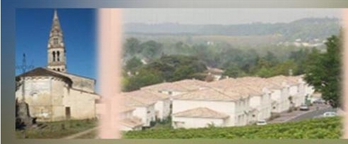 Le site de la commune de Paillet