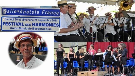 Bergerac:le patrimoine en musique avec le Festival des Harmonies de la Dordogne