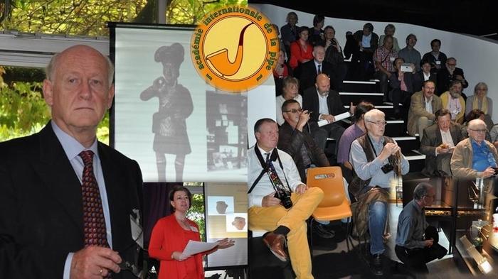 Bergerac accueille l'Académie Internationale de la pipe