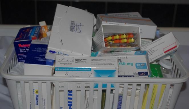 Industrie pharmaceutique:la piste du médicament sans ordonnance