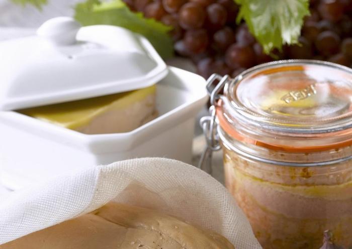 Le foie gras français revient en Californie