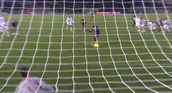 Ph copie d'écran vidéo Girondins de Bordeaux