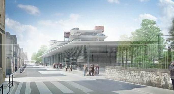 Gare Saint-Jean à Bordeaux:coup d'envoi pour le côté Belcier