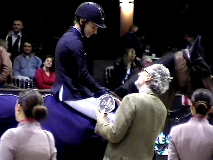 Jumping de Bordeaux :Katharina Offel (Ukraine) remporte le prix de la Foire Internationale