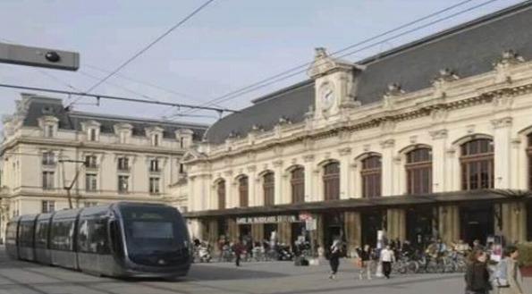 La gare de Bordeaux  (video SNCF)
