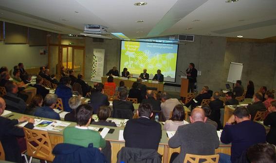 La conférence girondine (ph Paysud)