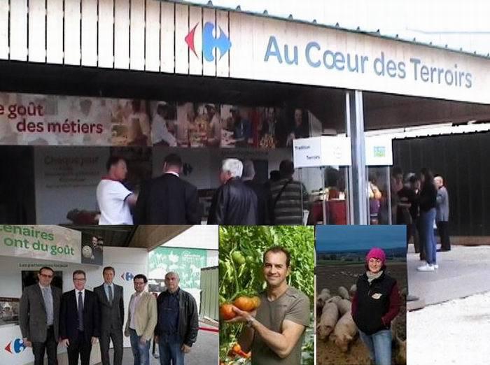 Carrefour adopte deux nouvelles Filières Qualité