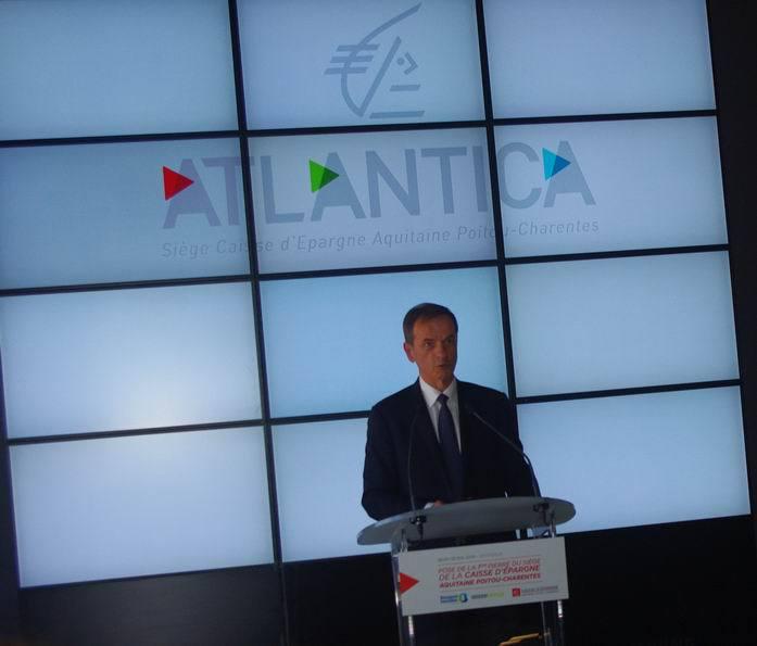 JF Paillissé présente Atlantica (Ph Paysud)