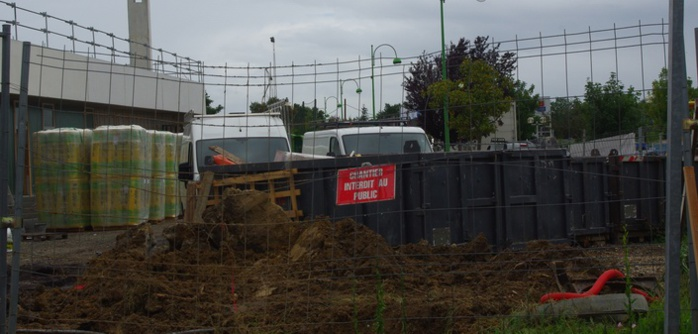 Un chantier en Aquitaine (ph Paysud)