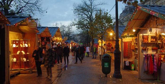 Marché de Noël 2014 à Bordeaux (ph Paysud)