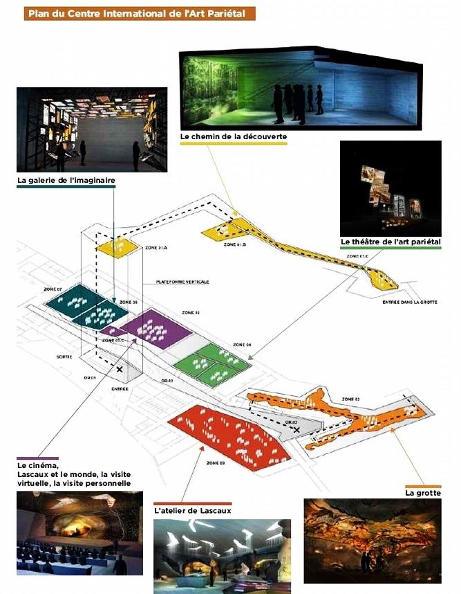Lascaux 4:plongée dans la grotte et...dans les nouvelles technologies