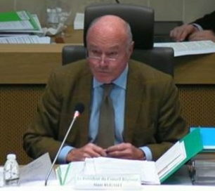 Alain Rousset (DR)