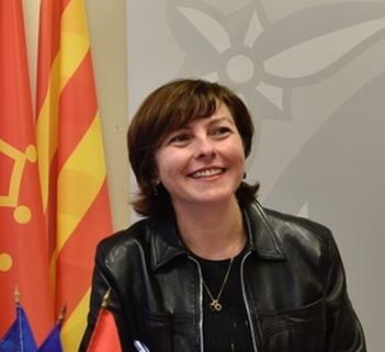 Carole Delga (ph DR)