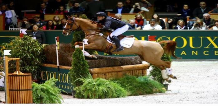 Au jumping 2015, Eddy Sans (DR)