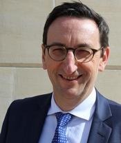 Olivier Degos directeur de la chambre d'agriculture Nouvelle-Aquitaine