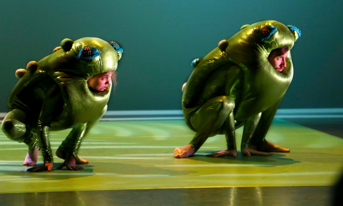 Ph:© Bekir Aysan;une scène de la Sextape  de Darwin