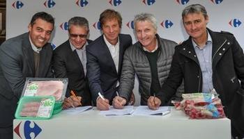 Carrefour s'implique dans de nouveaux partenariats.