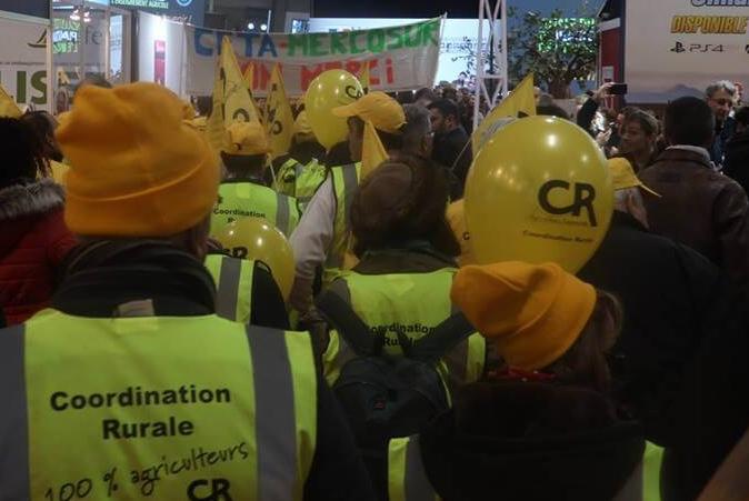 Une action de la CR nationale (archives,ph CR)