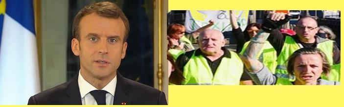 Macron parle, le mécontentement persiste