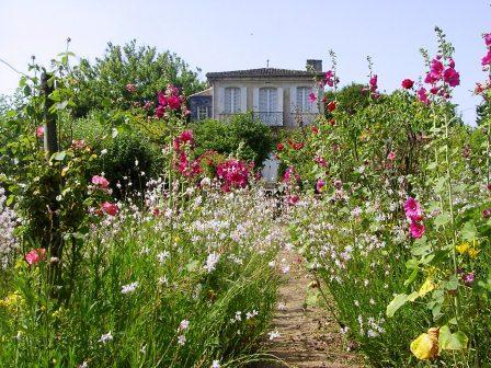 "Jardin ""remarquable"" (ph DR)"