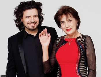 Pedro Alves et Linda de Suza (ph DR)