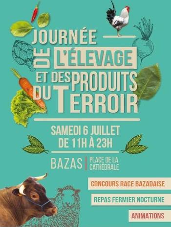 La journée de l'élevage girondin à Bazas