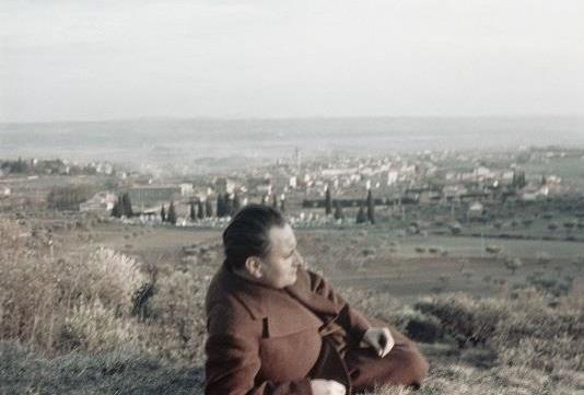 Jean Giono à Manosque (dossier MUCEM)