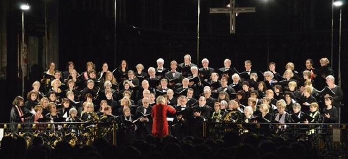 Les concerts de Noël de Polifonia Eliane Lavail