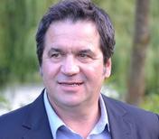 Eric Frétillère président d'Irrigants de France