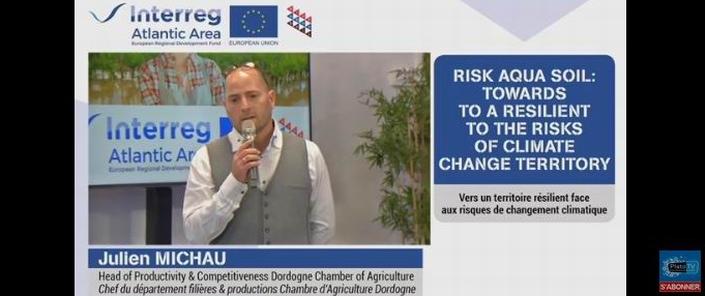 Capture d'écran du débat (DR)