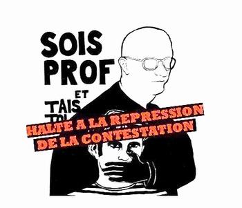 L'illustration de la pétition sur Change.org