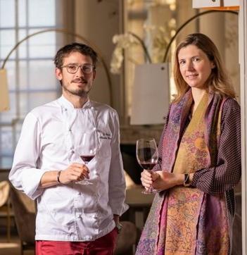 Stéphanie de Boüard-Rivoal et Alexandre Baumard (DR)
