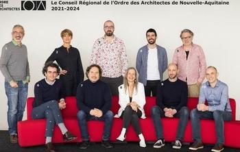 Architectes de Nouvelle-Aquitaine:Virginie Gravière présidente