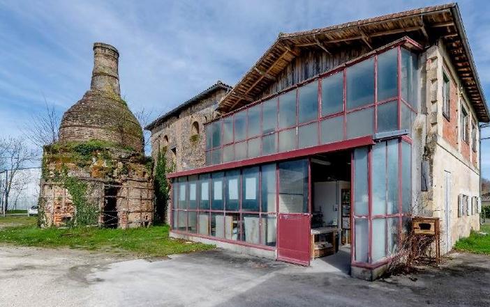 La Poterie à Gradignan © Fondation du patrimoine_MyPhotoAgency-Norman Lewis