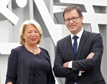 Dominique Goursolle-Nouhaud et Jérôme Terpereau  (Conseil de surveillance et Directoire)-ph Frédéric Guy
