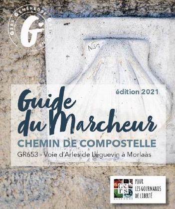 Chemins de Saint-Jacques de Compostelle:un guide gersois