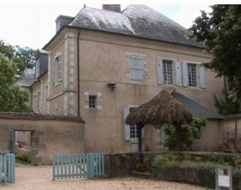 La maison  de George Sand à Nohant (ph Paysud)