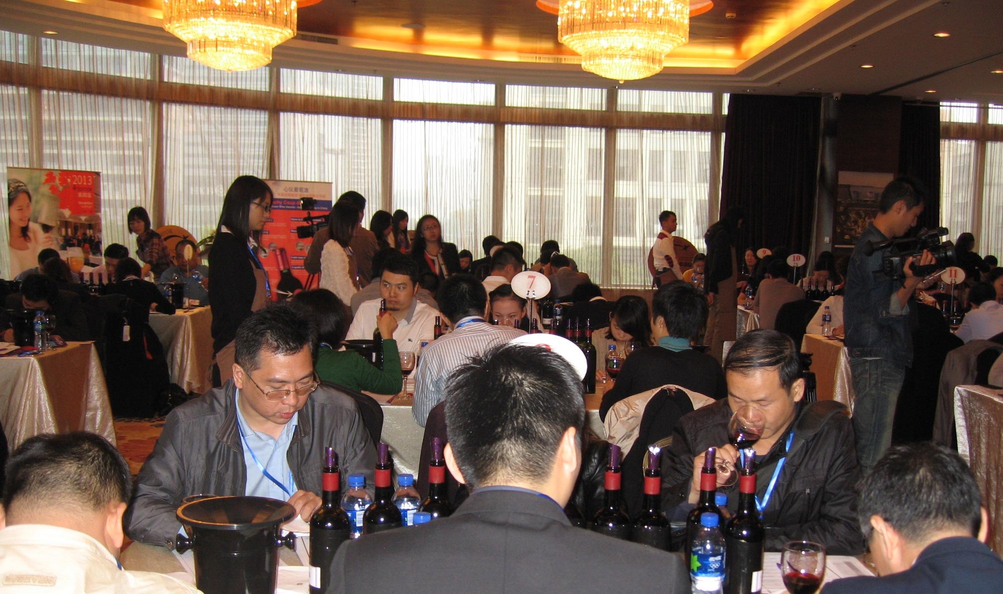 Les opérations des jurys à Wuhan (DR)