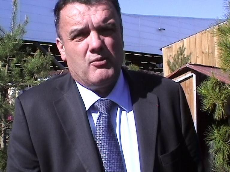 Michel Prugue président de la CFA (ph Paysud)