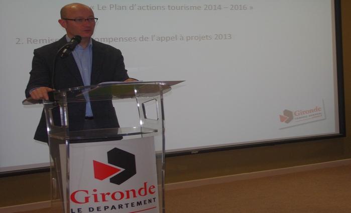 Jean-Luc Gleyze (Ph Paysud)