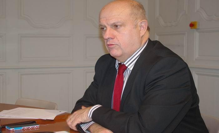 Gilles Savary (Ph Paysud)