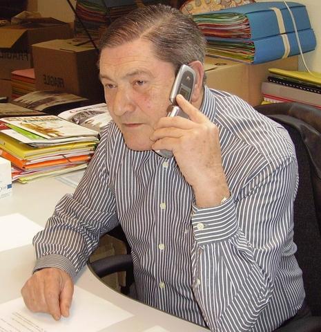 J-L Breteau en 2007 (Ph Paysud)