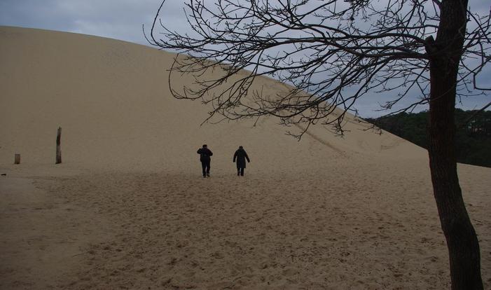 La dune du Pyla (Ph Paysud)