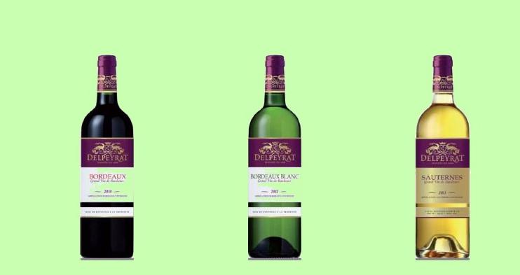 Les 3 vins (l'abus d'alcool est dangereux pour la santé; Consommer avec modération)