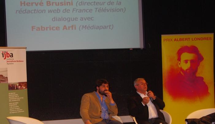 Les débats autour du Prix Albert Londres: Profession, journaliste