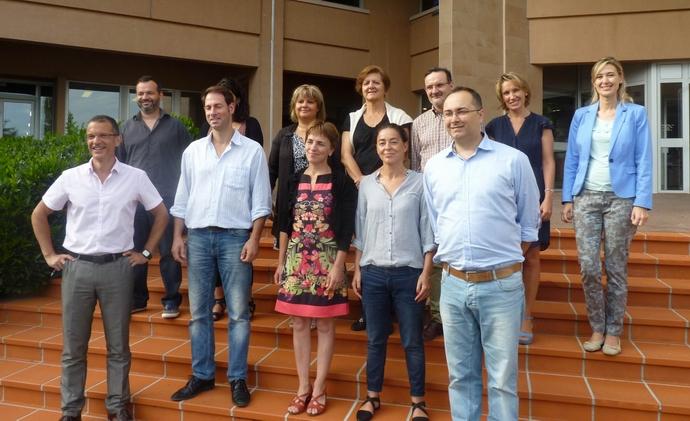 La chambre d 39 agriculture de lot et garonne partenaire du projet sud europ en parnet tic - Chambre d agriculture 31 ...