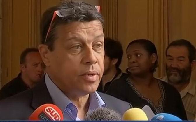 Xavier Beulin, président de la FNSEA (copie vidéo BFM,You Tube)
