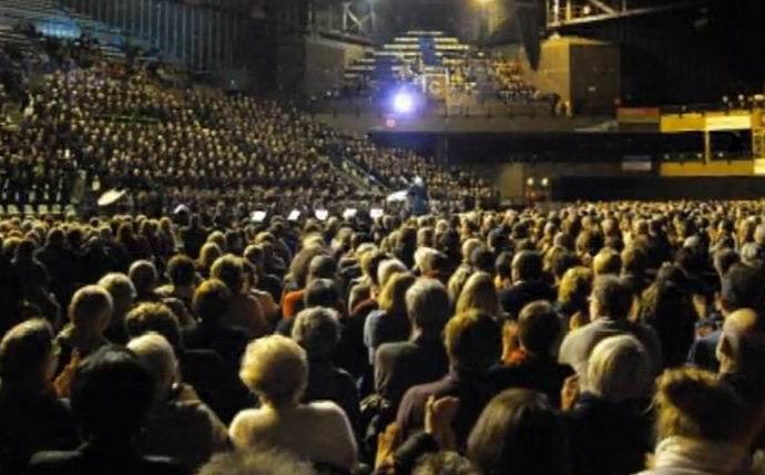C'était en 2012 pour Berlioz...(Ph Paysudtv)