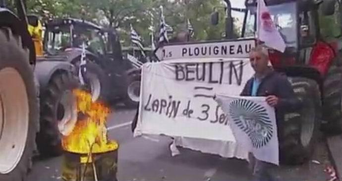 Copie d'écran vidéo France3